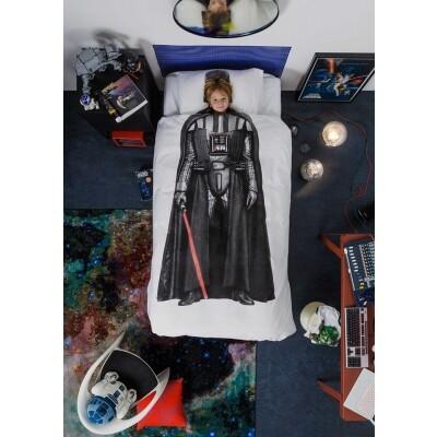 Snurk Star Wars dekbedovertrek Darth Vader