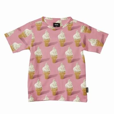 Snurk kinder t-shirt Icecream