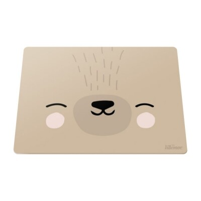 Eef Lillemor placemat siliconen - Circus Bear