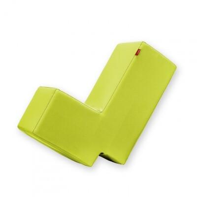Lummel zitobject licht groen