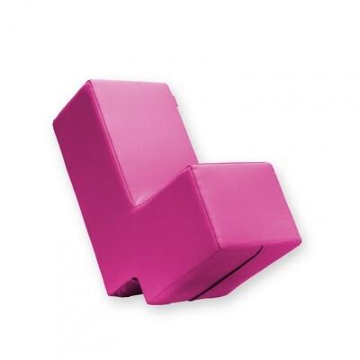 Lummel zitobject roze