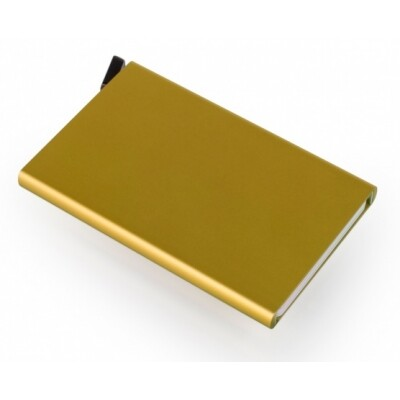 Secrid Cardprotector Goud