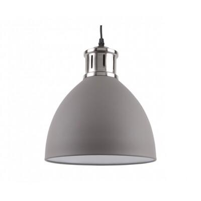 Leitmotiv hanglamp Refine grijs groot