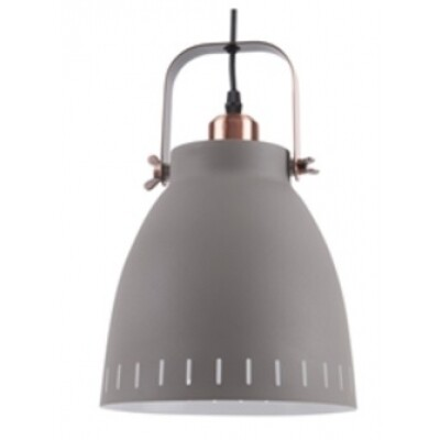 Leitmotiv hanglamp Mingle grijs L