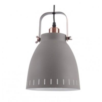 Leitmotiv hanglamp Mingle grijs S