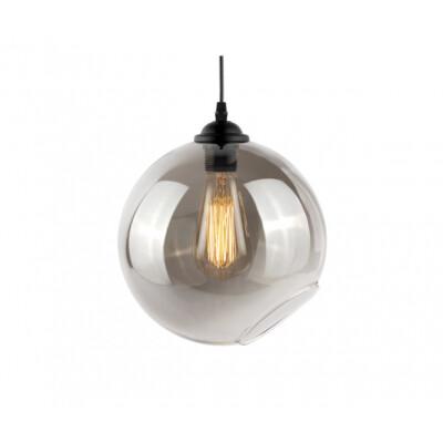 Leitmotiv Oiled Globe hanglamp