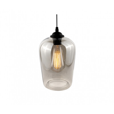 Leitmotiv Oiled Cone hanglamp