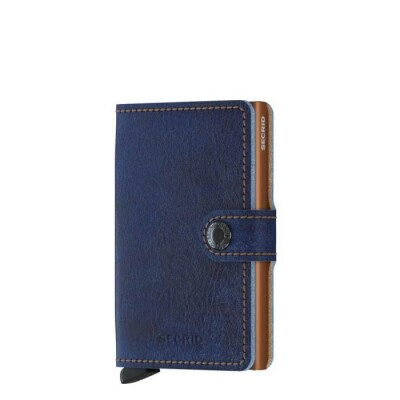 Secrid Mini wallet Indigo 5 portemonnee