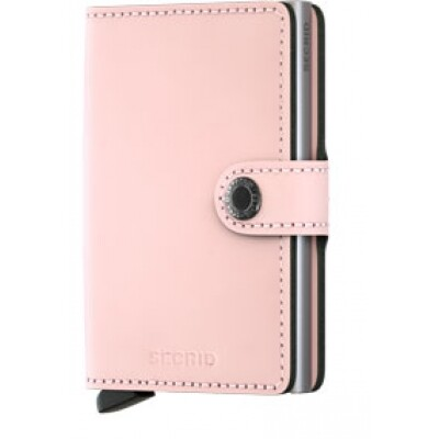 Secrid Mini wallet matte pink