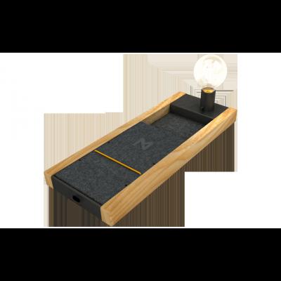 Manu Lumi Deck draadloos laadstation met sfeerverlichting