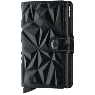 Secrid Mini wallet Prism black