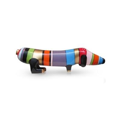 Niloc Pagen Hot Dog small Rainbow