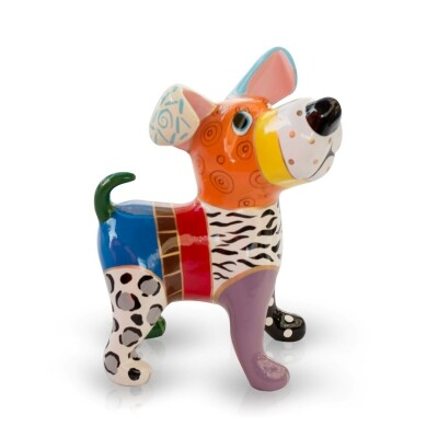 Niloc Pagen Snoop Dog Small Multi Color