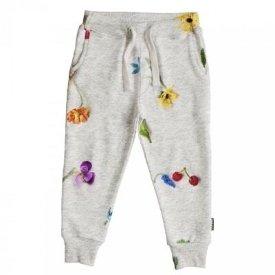 Snurk Broek maat 104 Knitted Flowers