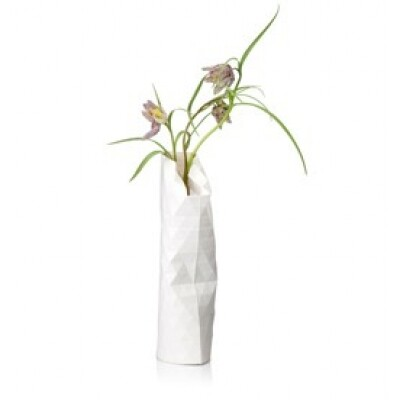 Paper Vase cover small wit