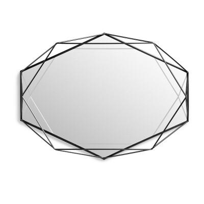 Umbra Prisma spiegel zwart