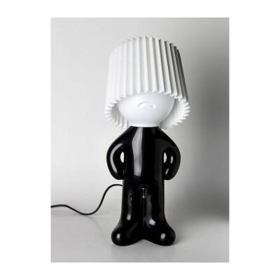Propaganda Mr. P Shy Man Show tafellamp zwart