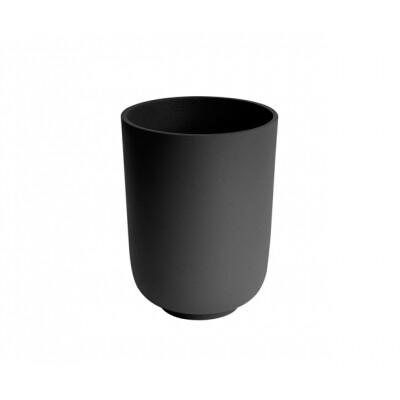 pt bloempot Nimble medium zwart