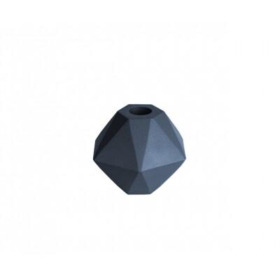 pt kandelaar Nimble Hexagon blauw