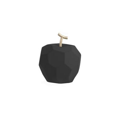 Pt origami appel beton zwart
