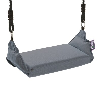 Marshmallow Swing schommel Purple Frog