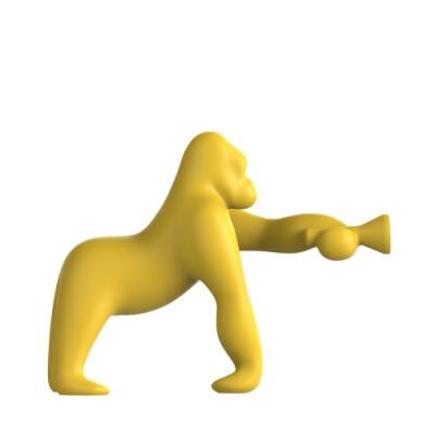 Qeeboo Kong XS lamp - Yellow