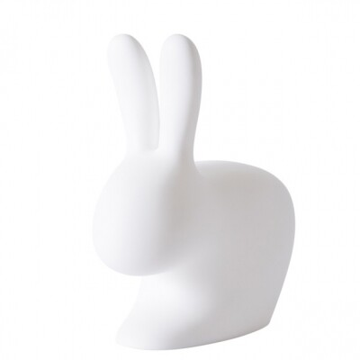 Qeeboo Rabbit Chair room wit 80 cm