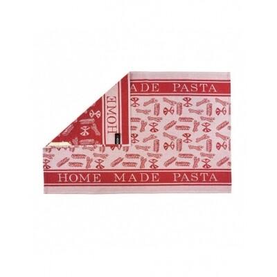 KOOK Theedoek Pasta rood