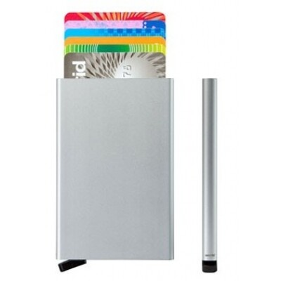 Secrid Cardprotector zilver