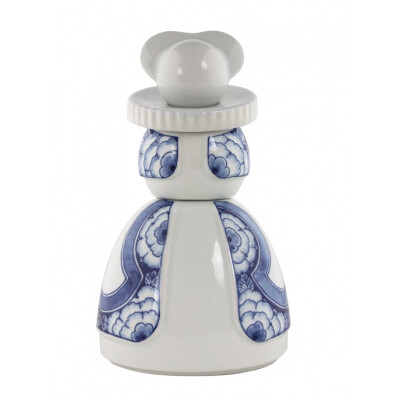 Royal Delft Proud Mary 05 Ribbon Flower
