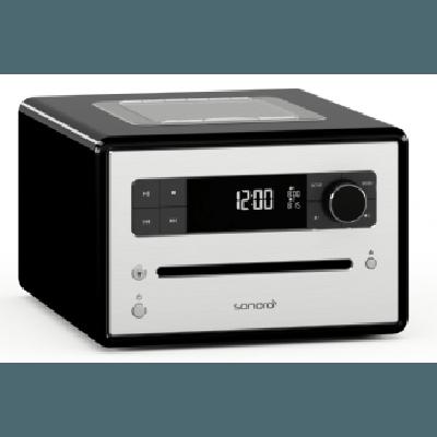 Sonoro audio CD2 radio cd speler zwart