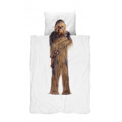 Snurk Star Wars dekbedovertrek Chewbacca