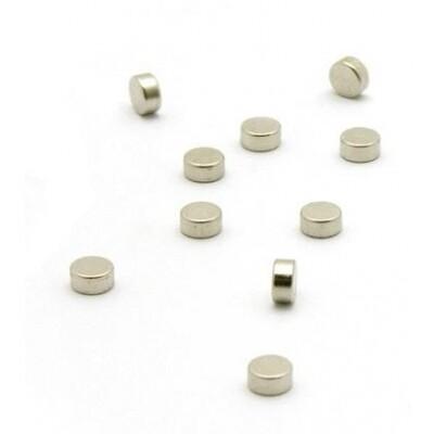 Steely magneten 10 stuks