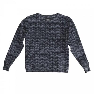 Snurk Sweater Dames Twirre Steel Grey