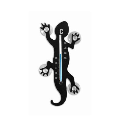 Raamthermometer Lizard