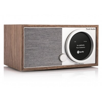 Tivoli Audio Model One digital walnoot