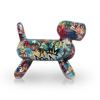 Mia Coppola tuby Dog Graffiti M