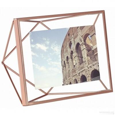Umbra Prisma fotolijst 10 x 15 cm koper