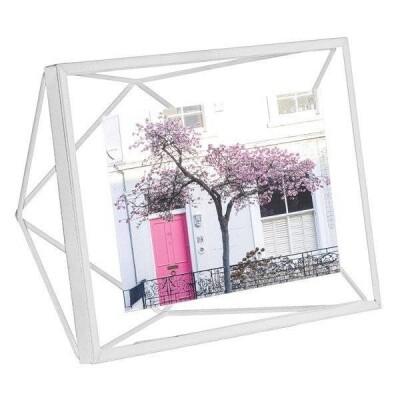 Umbra Prisma fotolijst 10 x 15 cm wit