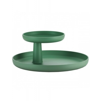 Vitra Rotary Tray Morrison palm green