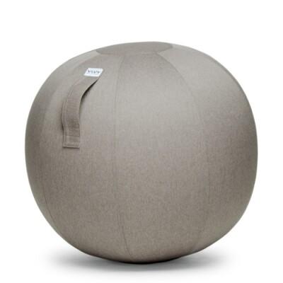 Vluv Leiv zitbal Stone-H 70-75 cm