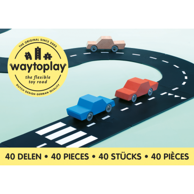 Waytoplay King of the Road 40 delig