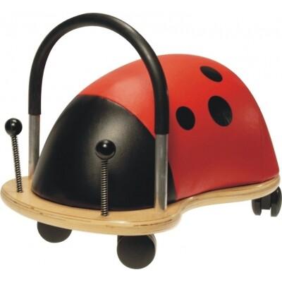 Wheelybug Lieveheersbeestje Small