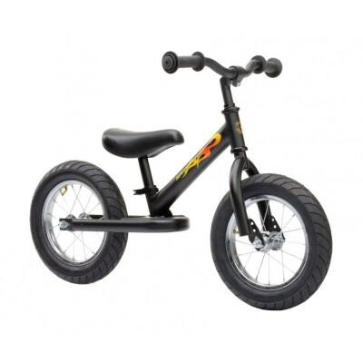 Wheelyrunner loopfiets zwart