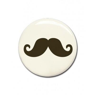 Wonderwall magneet Moustache