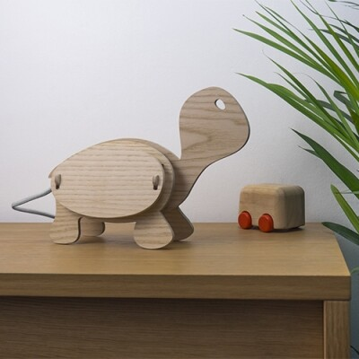 Gone's Zoo kinderkamerlamp schildpad
