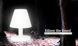 fatboy edison the grand 2 buitenlamp. Black Bedroom Furniture Sets. Home Design Ideas