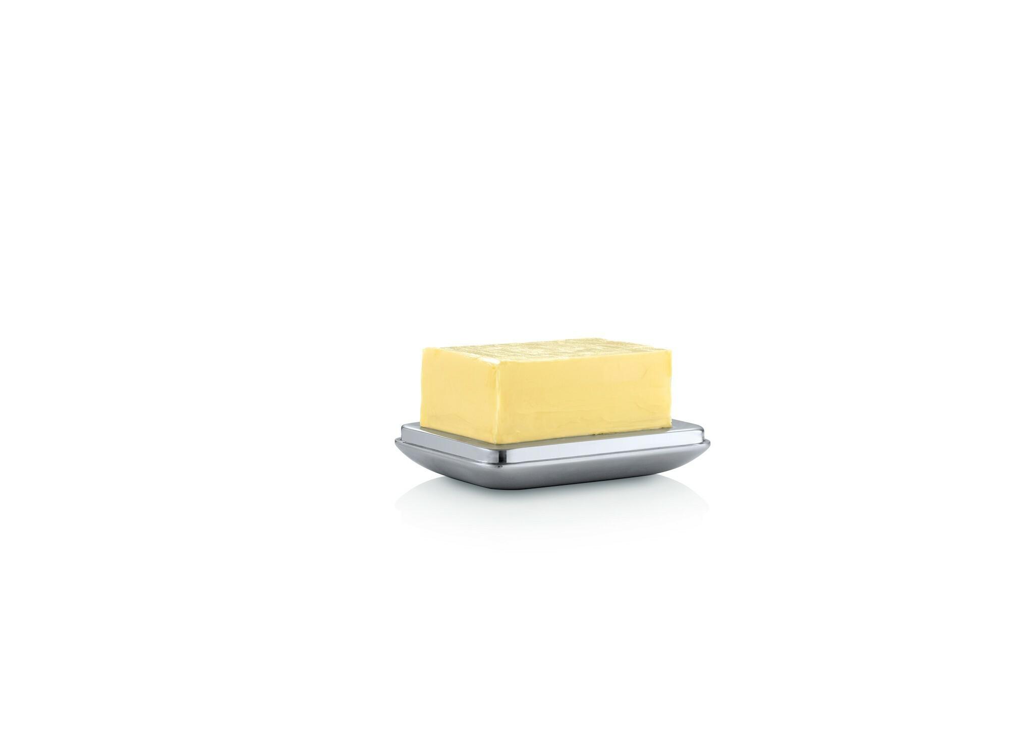 Blomus rvs botervloot 125 gram