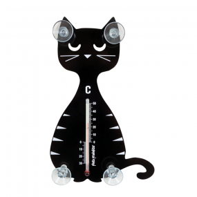 Pluto Thermometer Dodgy Cat