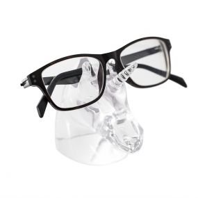 Balvi brillenhouder Eenhoorn transparant